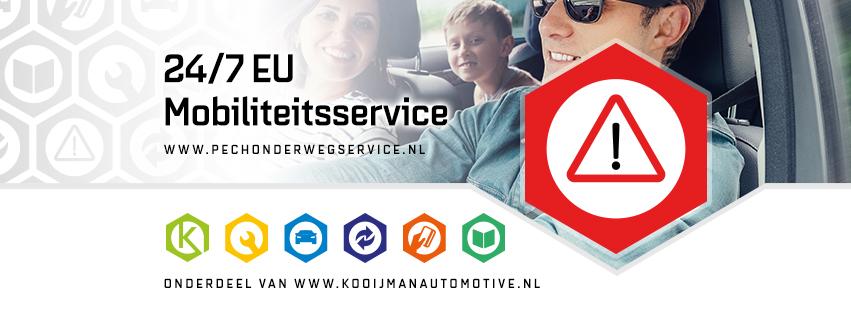 Terugbreng service van defecte auto's naar het eigen autobedrijf – uniek!