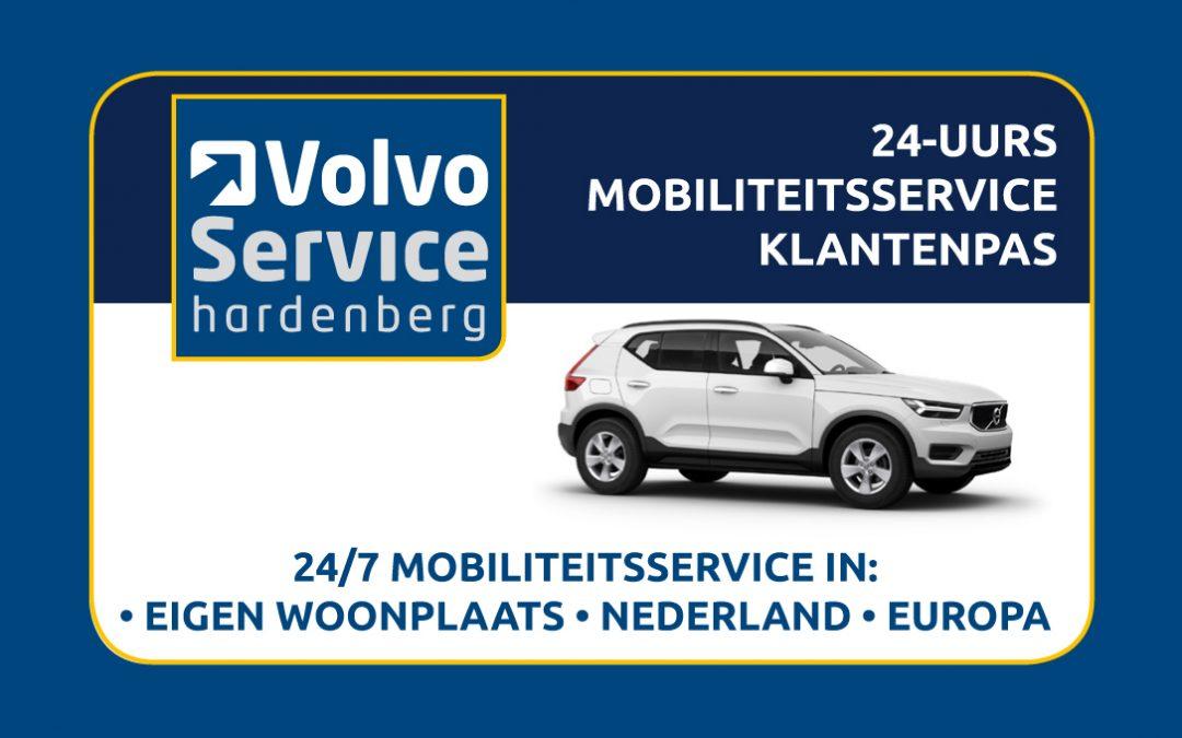Pechonderwegservice.nl – Eigen klantenpas